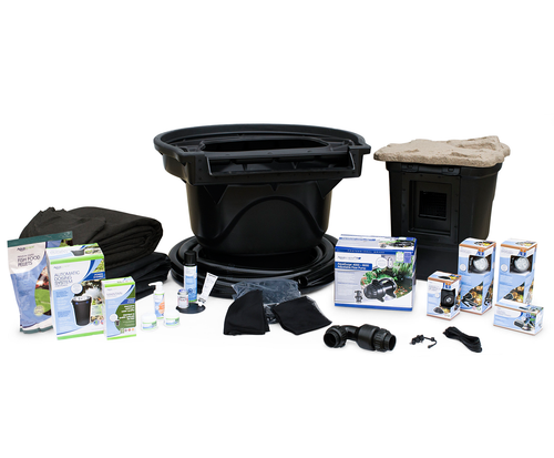 Large Pond Kit with AquaSurge 5000 pump - 6.4m x 7.9m