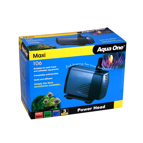 Aqua One Maxi 106 Powerhead 3000l/hr