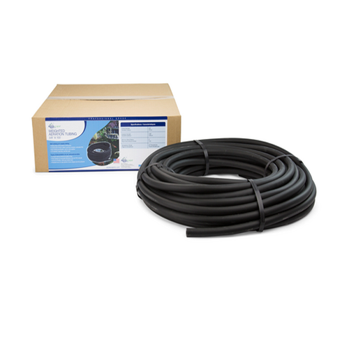 "3/8"" Self-Weighted Aeration Tubing per metre"