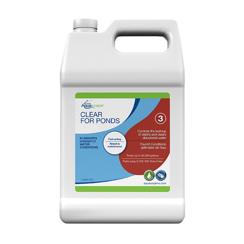 Clear For Ponds – 3.78ltrs