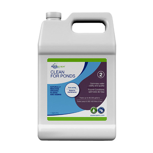 Clean For Ponds – 3.78ltrs
