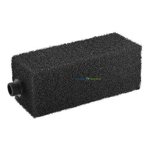 Foam Filter Sponge - just slide off and clean - can extends life of pump