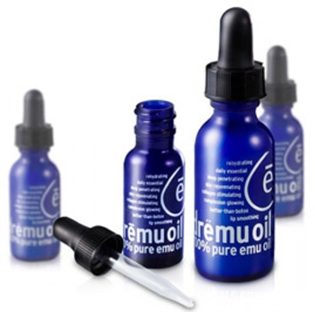 Dremu  Oil Serum:  Better than Botox!   World's Finest Anti-Aging Serum- for your face, neck, top of chest & hands!    TWO BOTTLES of 0.5 fluid oz