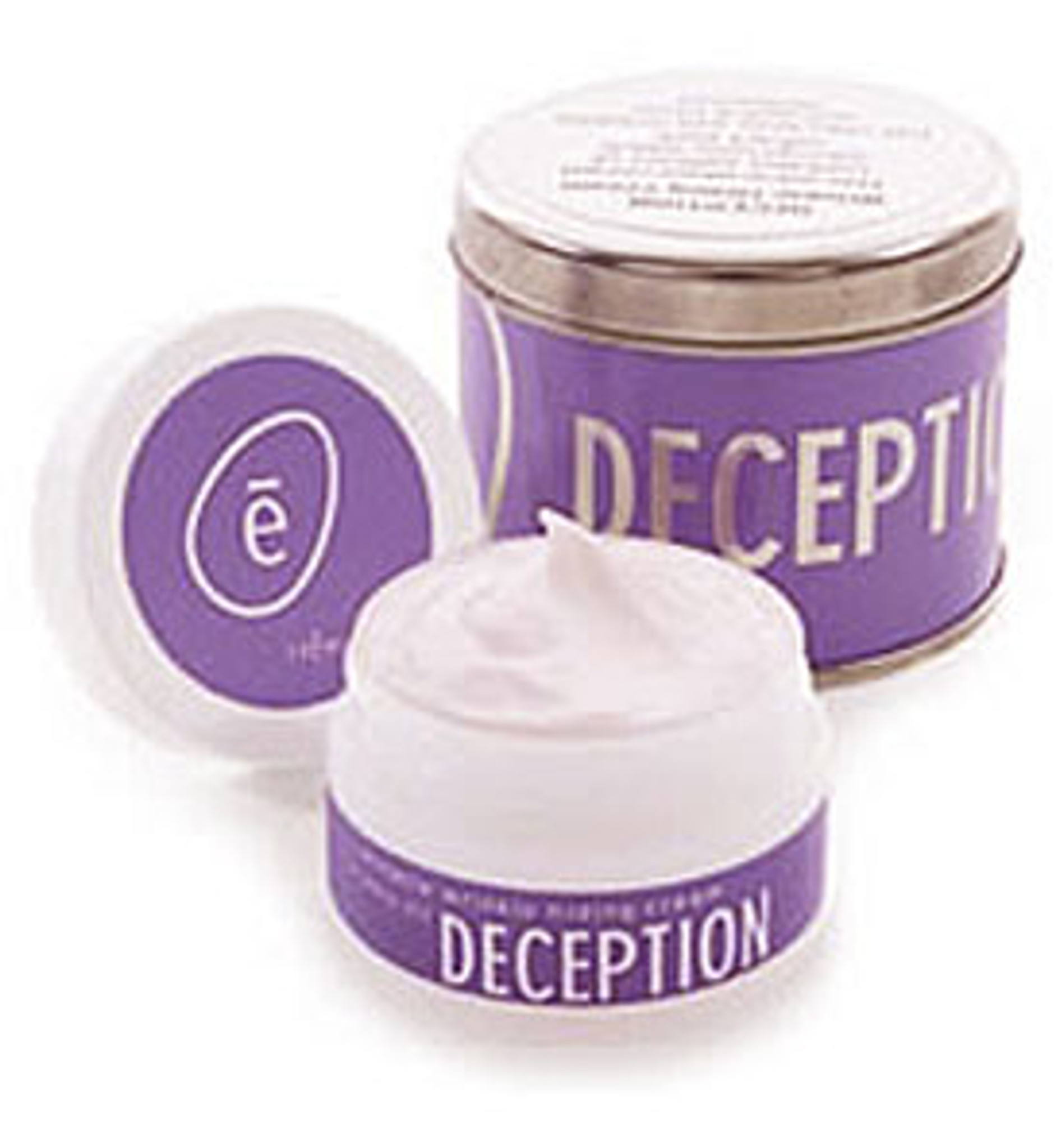 Deception - Best Anti Wrinkle Cream 3 month Supply  Made in USA for over 23  years!