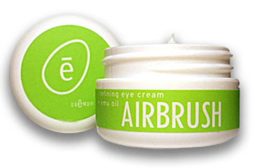 Airbrush - World's Finest Eye Cream, 3 month Supply.  Reduces puffiness right away, especially when applied cold!  Made in USA for over 21 years!