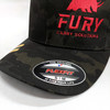 Fury Carry Solutions Flexfit hat in Multicam Black