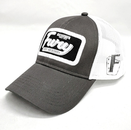Fury Carry Solutions Vintage Trucker Hat