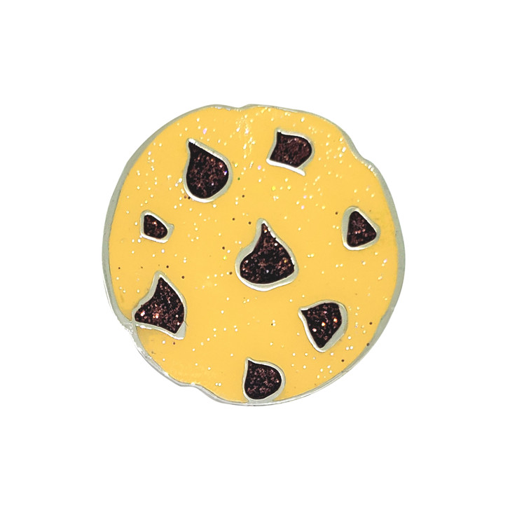 Cookie Glitzy Ball Marker with Hat Clip
