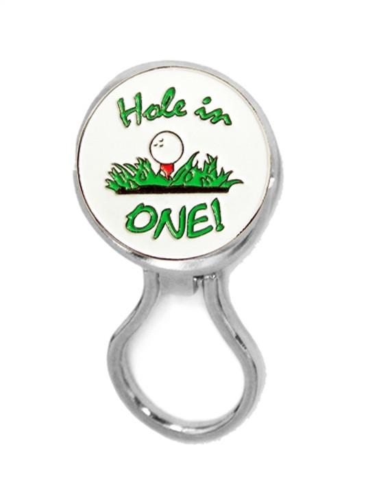 Eyeglass Holder w/ Hold In One Ball Marker