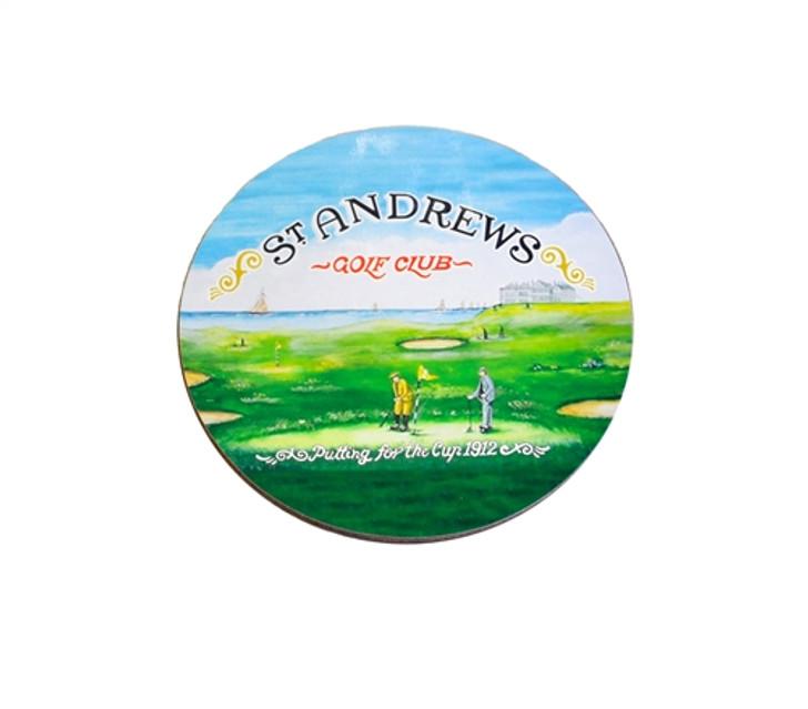 St. Andrews Golf Coasters