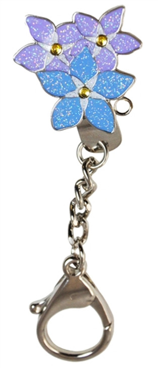 Forget-Me-Not Key Keyper Keychain