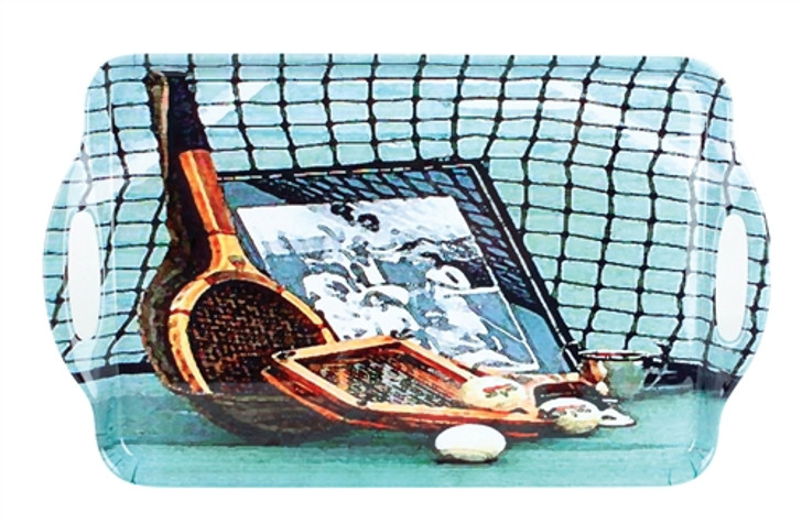 Tennis Lifestyle Serving Tray