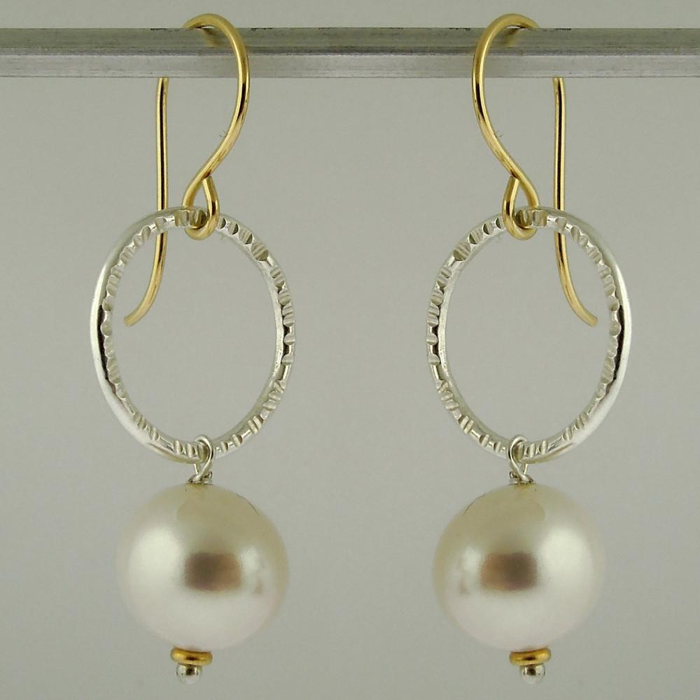 bling c2 - pearl/white