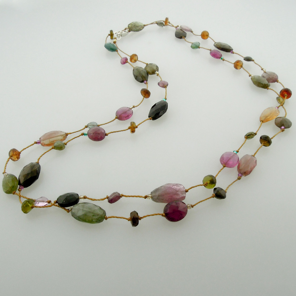 delicata - tourmaline mix 34""
