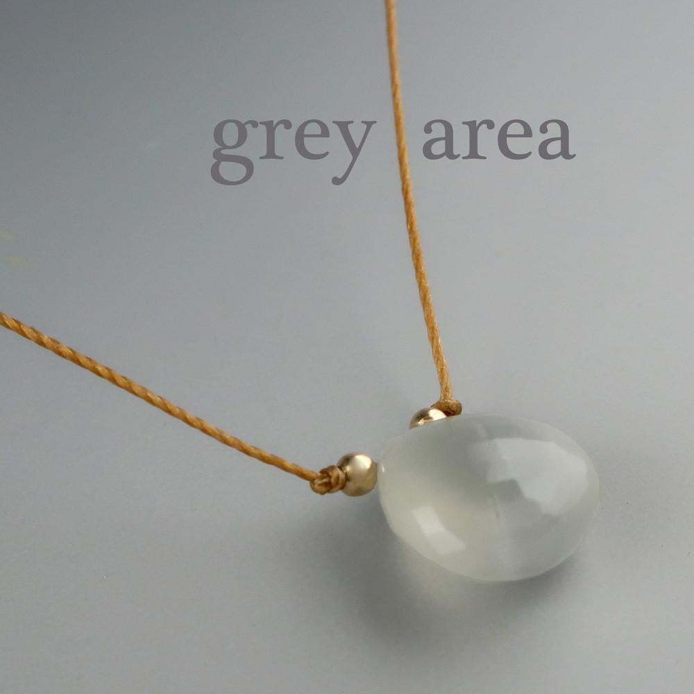 solo onesie - grey moonstone
