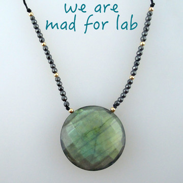 mingle deco - mondo labradorite