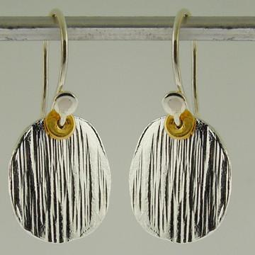 shape - paddle  -  earrings