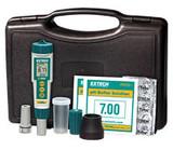 EXTECH EX800 ExStik® 3-in-1 Chlorine, pH, Temperature Kit