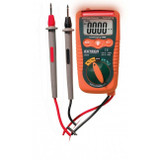 EXTECH DM220 Mini Pocket MultiMeter with Non-Contact Voltage Detector