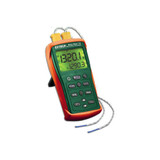EXTECH EA15-NIST Easy View Temperature Datalogging Dual Input Thermometer with NIST