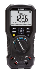 FLIR DM92-NIST True RMS Industrial Multimeter, VFD Mode, NIST