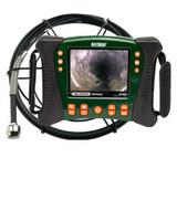 EXTECH HDV650-30G HD VideoScope Plumbing Kit with 30m Probe