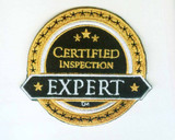 Certified Inspection Expert Patch
