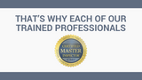 Certified Master Inspector Custom Video