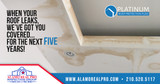 Platinum Roof Protection Plan Facebook Image Custom #2