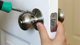 Installing an Interior Door Knob Video