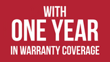 One Year NXT Structural Warranty - Custom Video