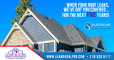 Platinum Roof Protection Plan Social Media Ads