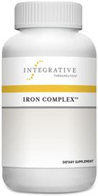 "INTEGRATIVE ""Iron Complex"" --- 50 mg Iron - 90 Softgels"