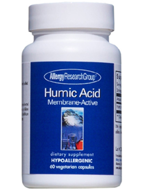 "Allergy Research --- "" Humic-Monolaurin Complex"" --- 120 Caps"