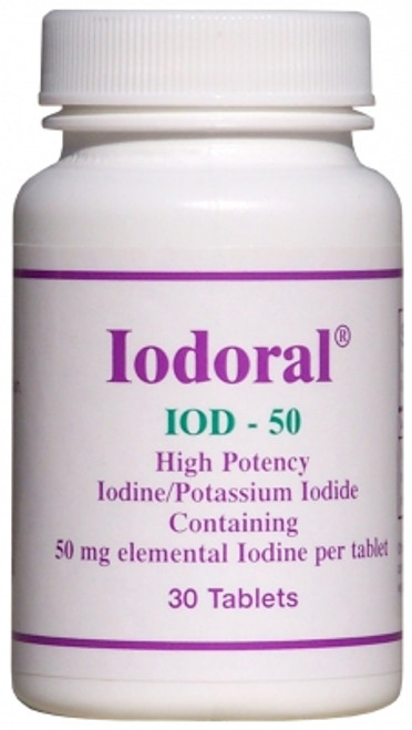 Iodoral 50 mg - 90ct