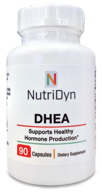 """Xymogen ---   """"DHEA 25mg"""" ---  Muscle Mass Booster -  90 Capsules"""