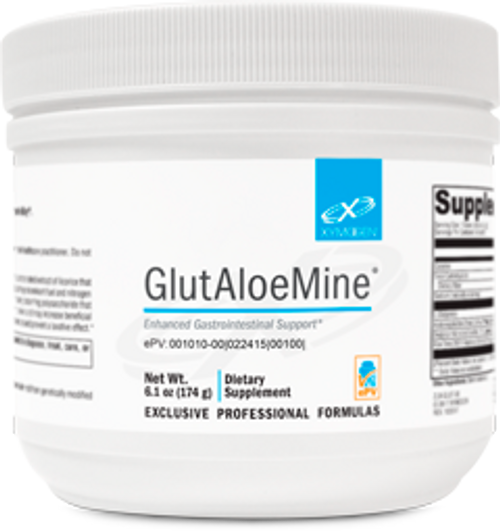 """Xymogen  ---  """"GlutAloeMine"""" ---  A Must Have for Digestive Health Support - 30 or 60 Servings"""