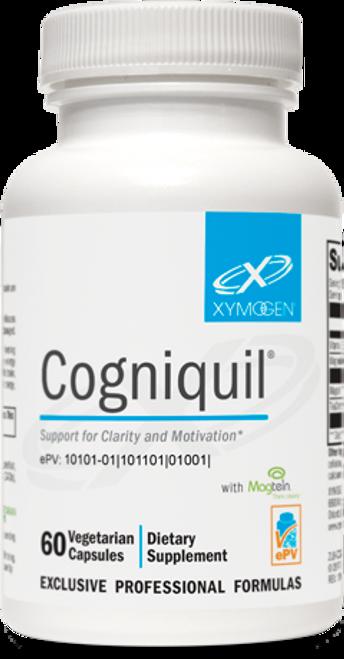"Xymogen  ---  ""Cogniquil""  ---  Motivation & Mental Clarity - 60 Capsules"