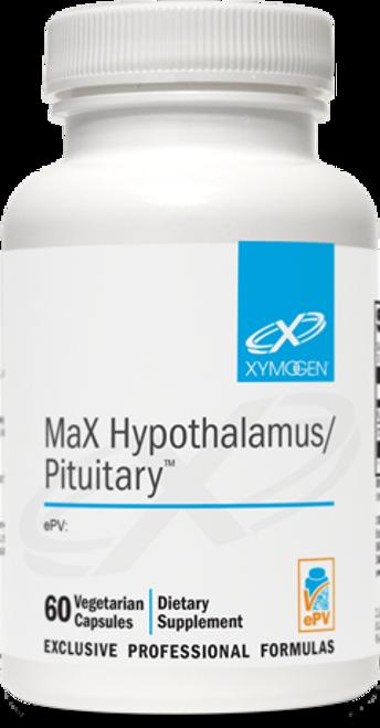 "Xymogen  ---   ""MaX Hypothalamus / Pituitary™"" ---  Hormone Control Center Optimizer - 60 Veggie Caps"