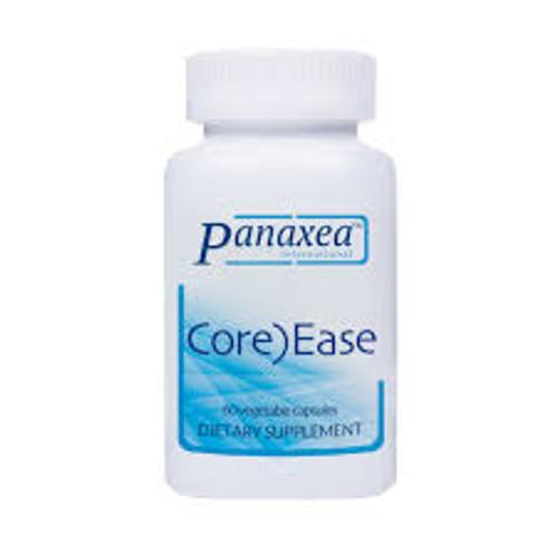 """Panaxea   ---  """"CoreEase"""" --- IBS & PMS Symptom Relief - 60 Caps"""