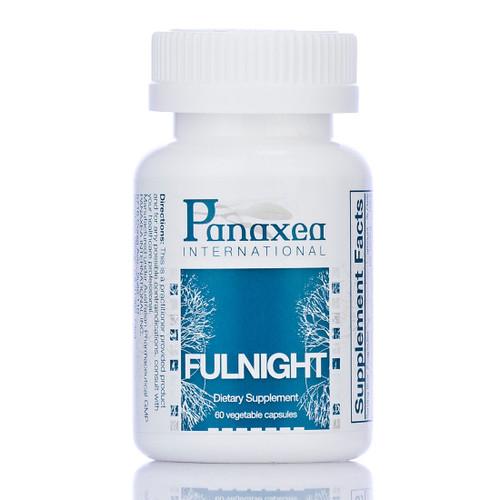 "Panaxea   ---  ""Fulnight"" --- Restful Sleep & Relaxation Support - 60 Caps"