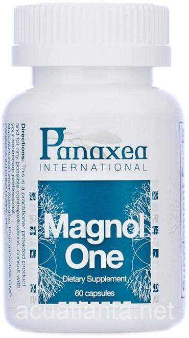 "Panaxea   ---  ""Magnol One"" --- Vital Energy Support - 60 Caps"
