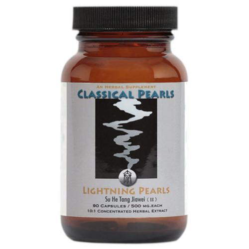 """Classical Pearls --- """"Lightening Pearls --- TCM Full-Spectrum Antimicrobial - 90 Veggie Caps"""