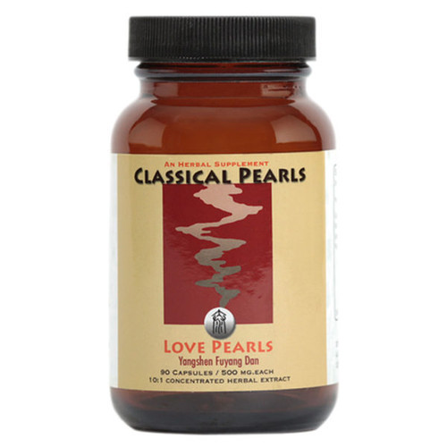 """Classical Pearls  --- """"Love Pearls"""" --- TCM ED & Libido Dysfunction Support Formula - 90 Veggie Caps"""