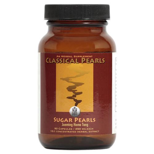 "Classical Pearls --- ""Sugar Pearls"" --- TCM Blood Glucose Management Support Formula - 90 Veggie Caps"