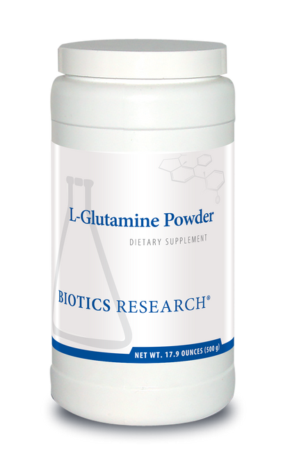 "BIOTICS  ---  ""L-Glutamine""  --- Digestive Health - 166 Servings"