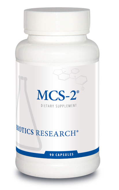 "BIOTICS  ---  ""MCS®-2 ""  ---    - 90 Caps"