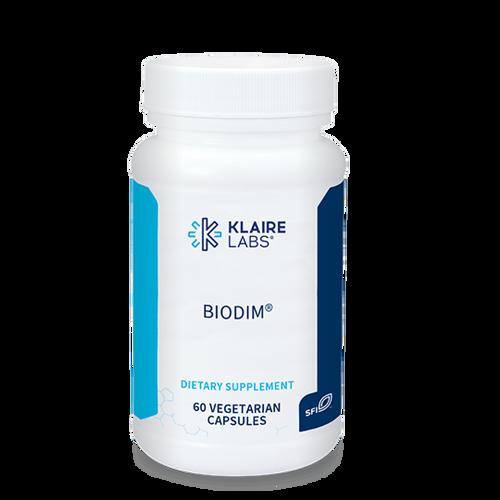 "KLAIRE   --- ""BioDIM"" - Excess Estrogen & Estrogen Metabolism Support - 60 Caps"