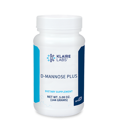 """KLAIRE   --- """"D-Mannose Plus Powder"""" - Mannose & Cranberry Extract for Bladder Support -  Powder"""