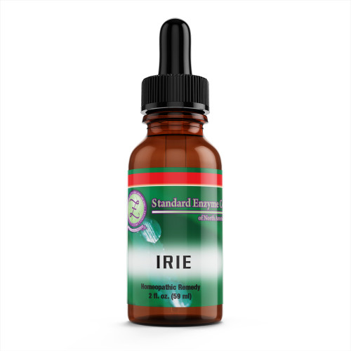 """Standard Enzyme --- """"IRIE"""" - Homeopathy for Stress Management"""